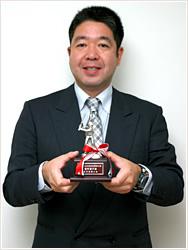 今井税理士の写真